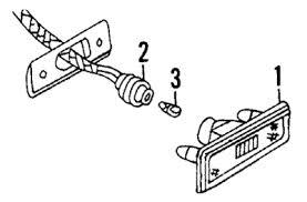 dodge truck parts mopar parts jim's auto parts 1993 Dodge Ram Van Wiring Diagram 1978 1993 front side marker 1994 dodge ram van wiring diagram