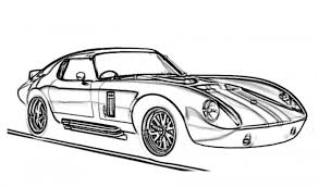 Small Picture 1965 Shelby Cobra Daytona Coupe Race Car Coloring Pages Free