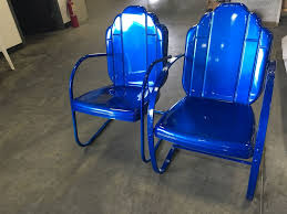 patio furniture powder coating