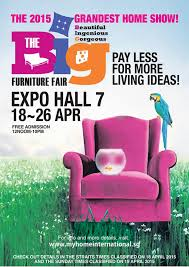 Small Picture Spice up your home with The Big Furniture Fair happening at Expo