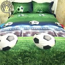 soccer bed set soccer bedspreads soccer field bedding set double bed queen size bed linen set