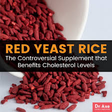 Image result for Red yeast