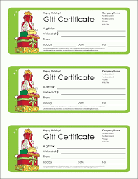 christmas certificates templates 100 ideas free christmas certificate templates on