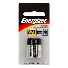 garage door batteryAmazoncom Energizer A23 Battery 12 Volt  2 Pack Great for