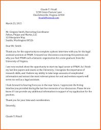 5 6 Thanking Letter Resumeheader