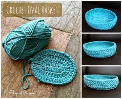 Crochet Oval Pattern Unique Inspiration