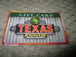 texas roadhouse restaurant 35 00 gift card 1 of 1