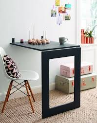 wall desk mirror. Brilliant Mirror The Mirror Folds Down To A Folddown Table Can You Guess What Secret On Wall Desk Mirror