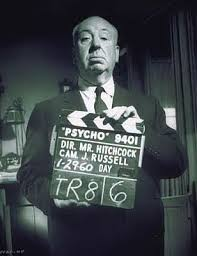 Image result for bernard herrmann and alfred hitchcock