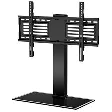 Tv stand and mount Altra Furniture Fitueyes Universal Table Top Tv Stand For 32 To 65 Inch Tv Tt105001gb Zline Designs Fitueyes Universal Table Top Tv Stand For 32 To 65 Inch Tv