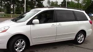 2006 Toyota Sienna XLE Limited AWD - YouTube