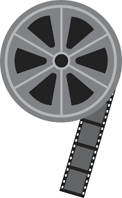 Image result for movie reel clipart