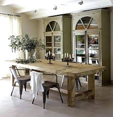 full size of dining room chunky wood dining table rustic grey round dining table white distressed