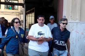Mafia Raids In Italy And Us Bring Arrest Of Thomas Gambino