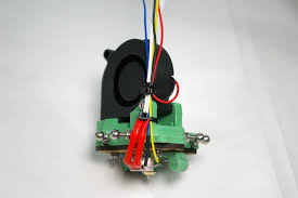 hot end assembly emaker make sure the thermistor and heater cartridge are still fully inserted in the heater block try to cable tie the wires to keep them as close in to the