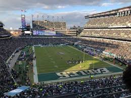 Lincoln Financial Field Section M10 Home Of Philadelphia