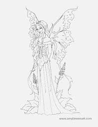 Revered Printable Fairy Coloring Pages Paigehohlt