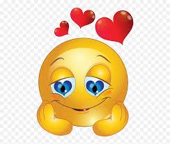 Loving Smiley - Smiley Liebe Emoji,Love Emoji - free transparent emoji -  emojipng.com