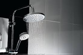 shower heads clear shower head learn how to clean a efficiently architecture lab best way