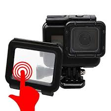 Outtek <b>Waterproof Case for</b> Gopro, Shoot Portable <b>40M</b> Underwater