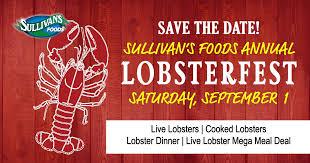 2018 sullivans foods lobsterfest intro