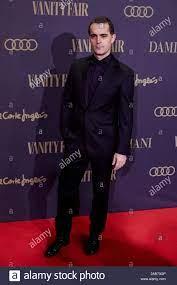 Pedro Alonso besucht die Vanity Fair