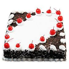 Cherry Blackforest Cake Half Kg Gift Cherry Blackforest Cake Half Kg