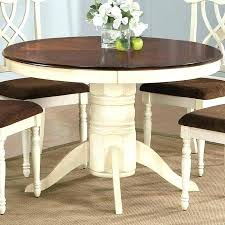 excellent pedestal kitchen table and chairs dining room finish round tions