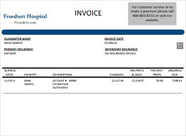 Medical Invoice Pdf 15 Sample Medical Invoice Templates To Download 109092580006