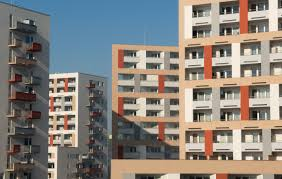 Modern Apartment Buildings Free Image On Libreshot