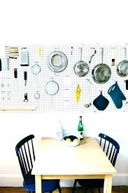 pegboard kitchen pegboard storage bins wall storage kitchen pegboard wall storage over the dining area pegboard