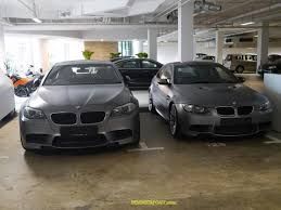 Coupe Series bmw m3 vs m5 : My Frozen Gray F10 M5 with Sakhir Orange Delivered!