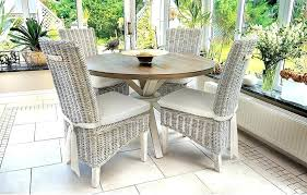 white wicker kitchen table fabulous white rattan dining room wicker chairs in a shabby dining room