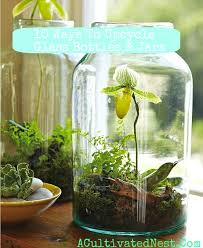 How To Decorate Empty Glass Jars