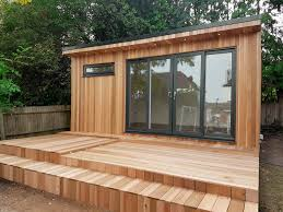 storage shed office. Simple Office Gardenofficewithstorageshedattherear Inside Storage Shed Office S