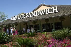 earl of sandwich downtown disney
