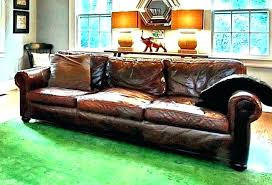 refinishing leather furniture re couch restoring sofa color restoration with refurbishing