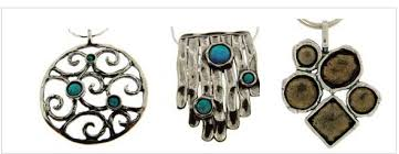 a unique and contemporary collection of handmade silver and gold jewellery and watches made by artists and designers