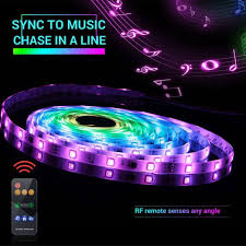 Led Lights Sync To Music Attndeficit Reviews Led Strip Lights Sync To Music 5m