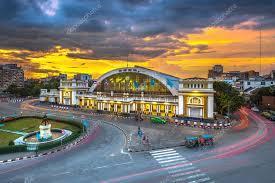 bangkok thailand july 6 bangkok central train station hua lamphong railway station on july 6 2016 in bangkok this is the main railway station in