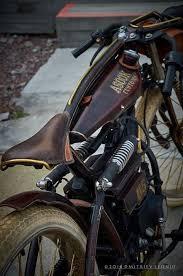 custom bobber motorcycle frames. Delighful Frames Custom Moped 50 Cc By Asok Customs  Single Cylinder U003eModified Original  Frame Oneoff Fork With Bobber Motorcycle Frames