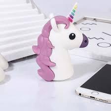 <b>Внешний аккумулятор Perston Unicorn-2</b>, белый — купить в ...