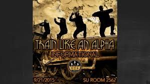 Train Like An Alpha by Duane Griffith