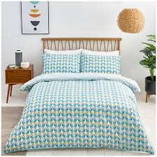 close image for sainsbury s home newstalgia retro stem bed linen from sainsbury s