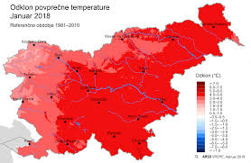 Meteo Si National Meteorological Service Of Slovenia