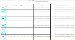 Teacher Daily Schedule Template Free Printable Daily Planner Templates Free Template Lab C11