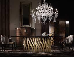 Italian Dining Tables Nella Vetrina B 52 Roberto Cavalli Home Modern Luxury Italian