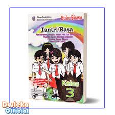 Kunci jawaban tematik kelas 6 tema 6 subtema 2 pembelajaran 1. Buku Bahasa Jawa Sd Kelas 3 Tantri Basa Kurikulum 2013 Edisi Revisi 2018 Shopee Indonesia