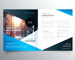 Tri Fold Business Card Template Word Business Pamphlet Templates Handout Templates Download Business