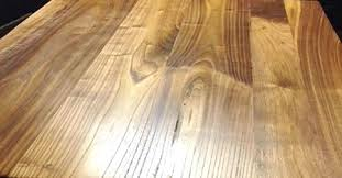 best finish for wood countertops brings out the best in walnut here is a gorgeous tabletop finished with wood